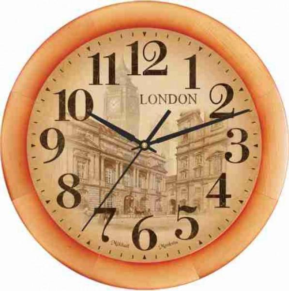 Часы настенные деревянные купить в москве