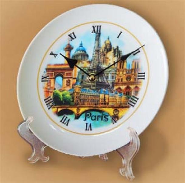 Часы тарелка купить